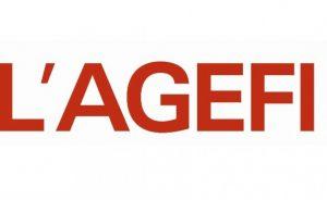Logo L'Agefi