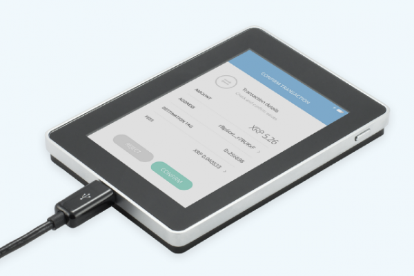 Ledger announces XRP support on Nano S and Blue
