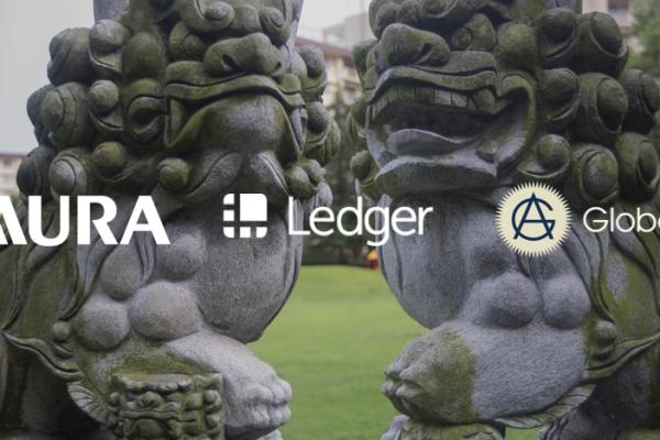Nomura, Ledger and Global Advisors partner to explore building a secure digital asset custody solution