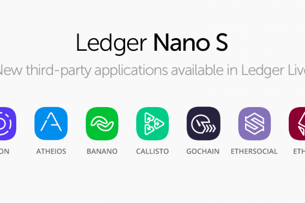 Ledger releases 7 new apps as part of #CryptoTuesday