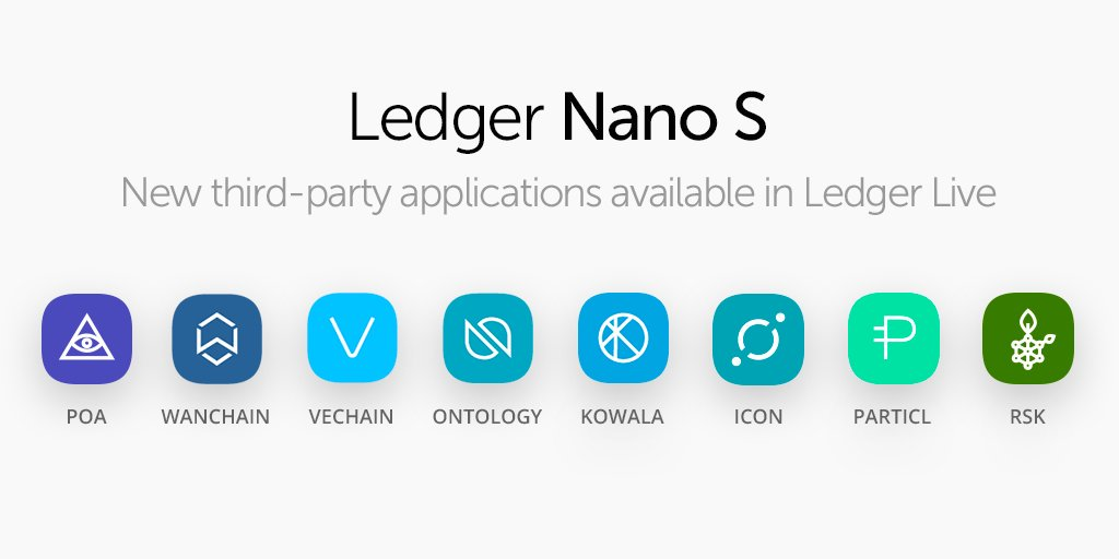 Ledger launches #CryptoTuesday, a monthly rendez-vous for third-party app releases