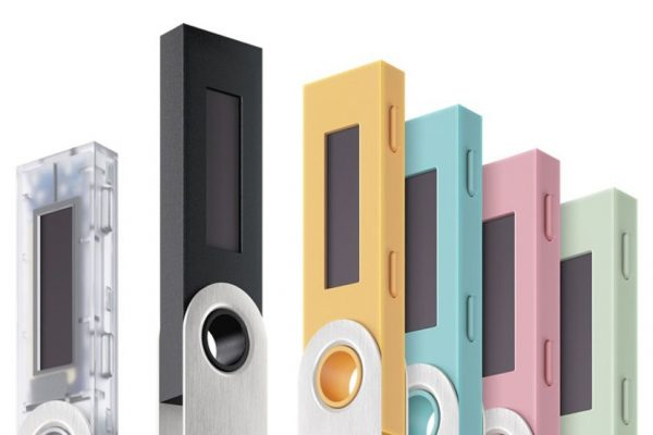 Introducing The Ledger Nano S Color Edition
