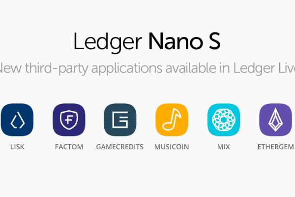 Fourth Edition of CryptoTuesday Brings 6 New Additions to Ledger's Application List.
