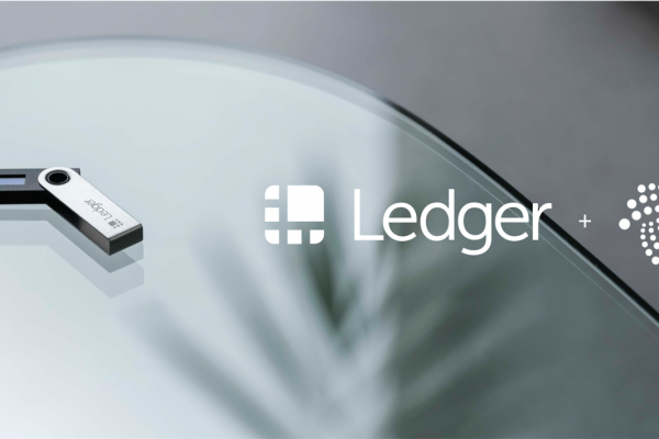 IOTA Foundation Integration with Ledger Hardware Wallet for Secure Storage of IOTA Tokens