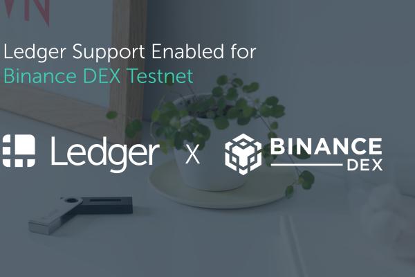 Binance DEX Testnet