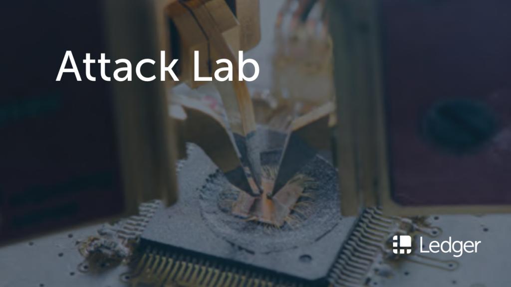 Ledger Attack Lab