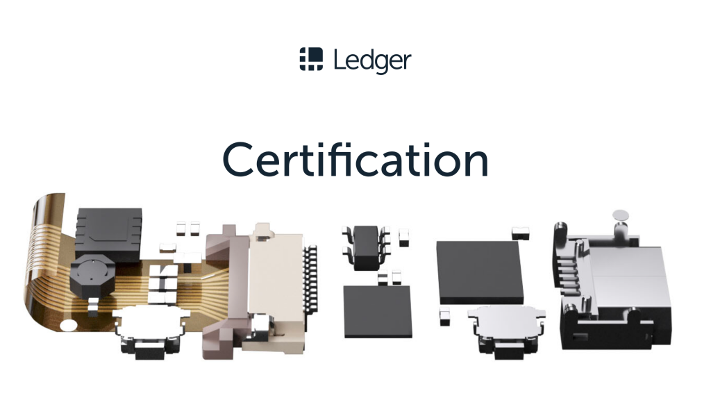 Keeping Our Edge: Certification
