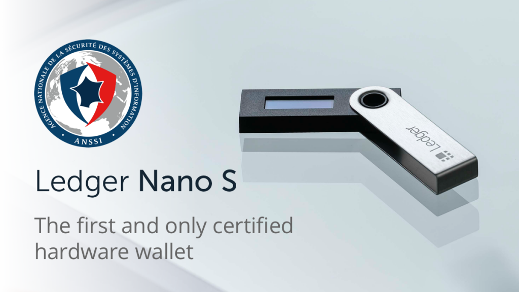 Ledger Nano S CSPN Certificate