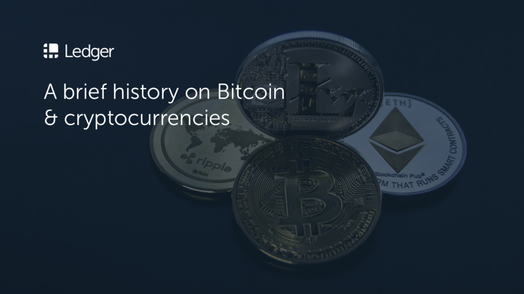 How It All Began: A Brief History On Bitcoin