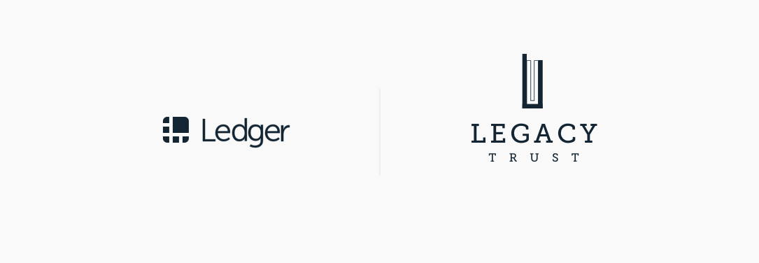 Legacy Trust and Ledger Vault Introduce World-first Institutional Grade Digital Asset Custody Solution