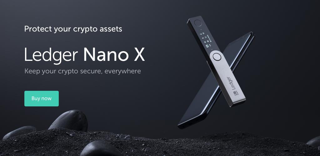 Ledger Nano X