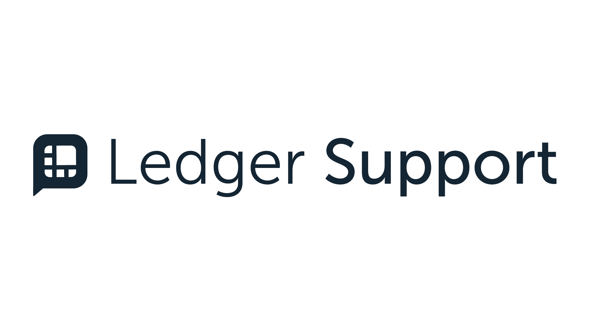 Introducing Ledger Support – Our New Twitter Account