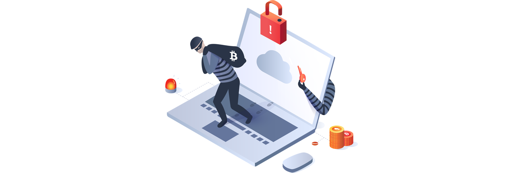 Crypto hacks history