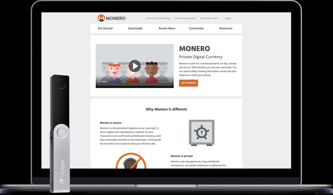 monero-site