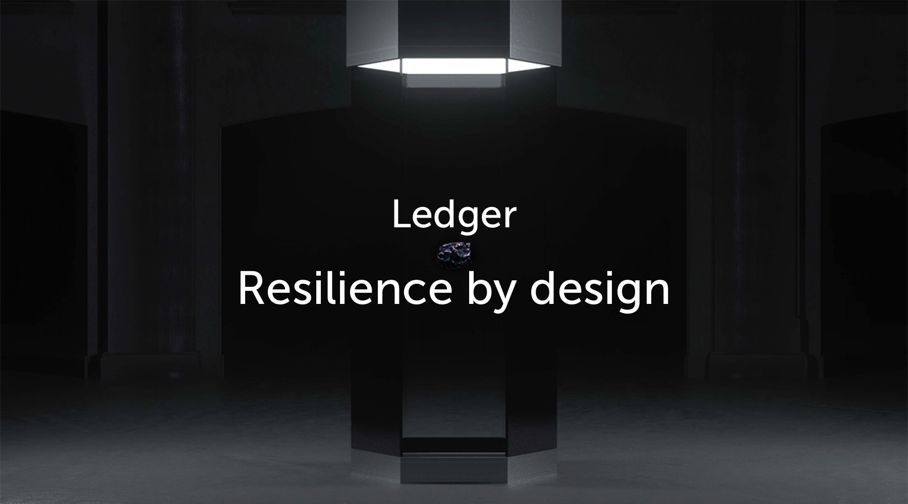 Ledger Resilience by Design