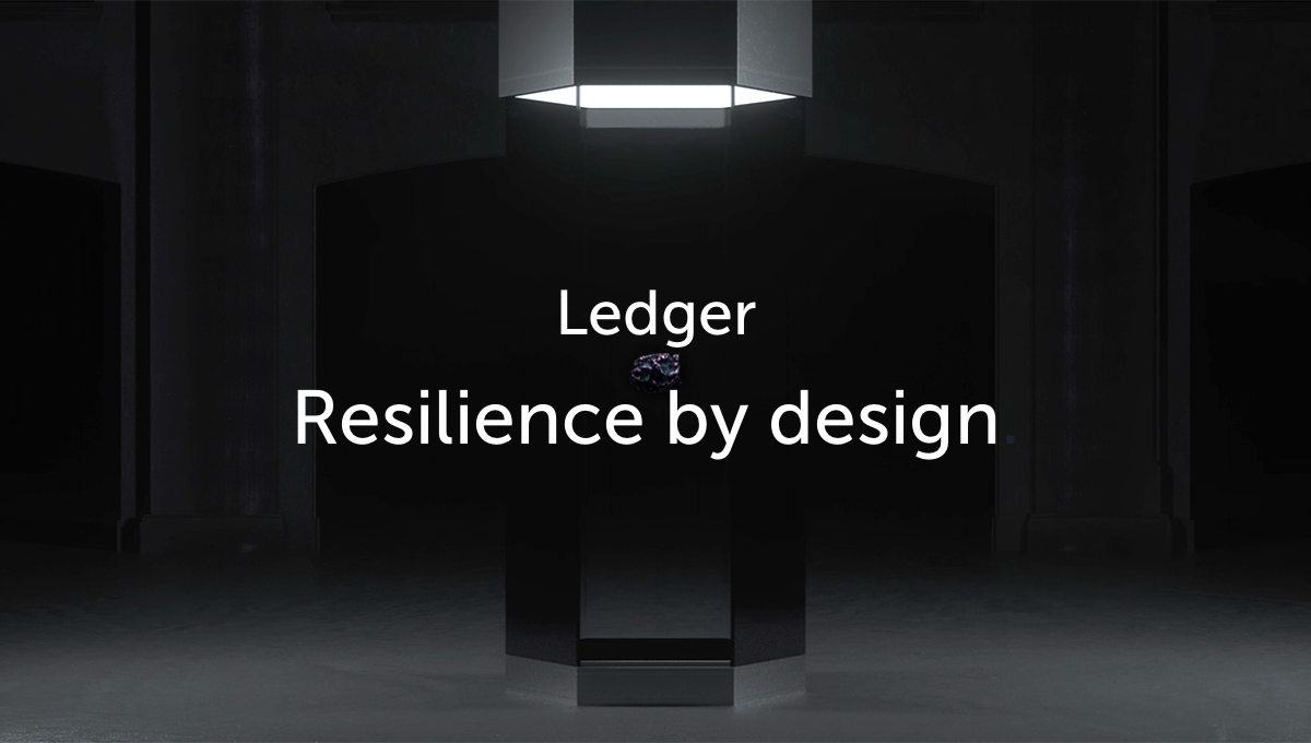 We Are Ledger: A Brand Vision