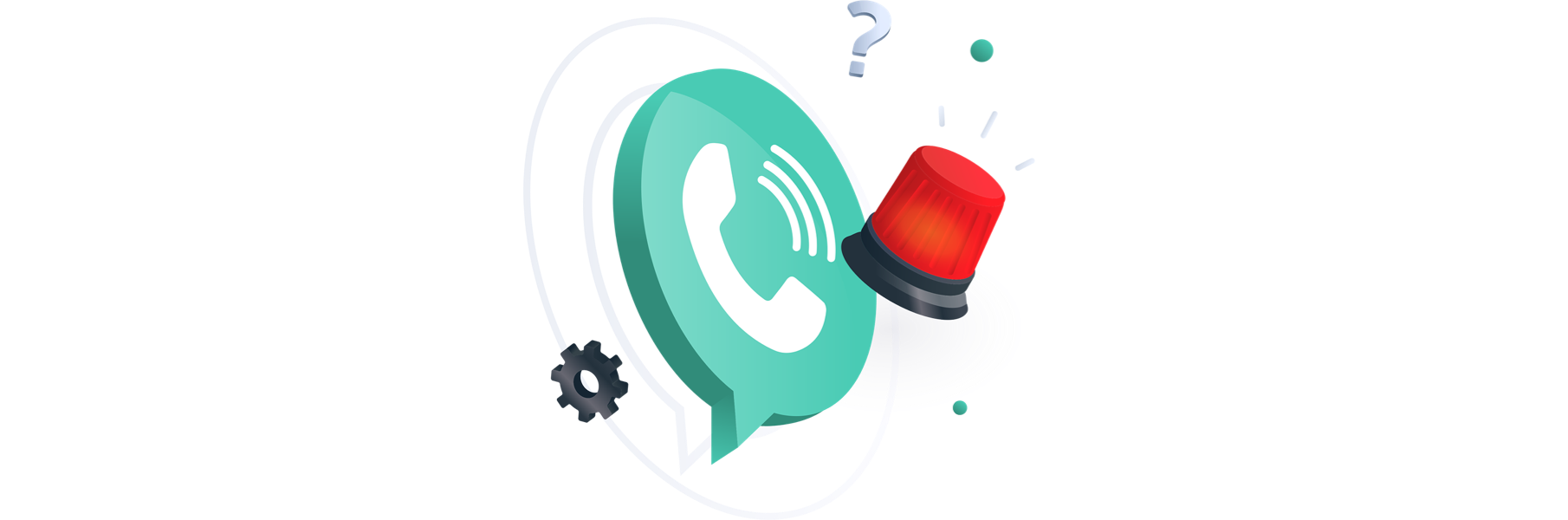 messaging service call