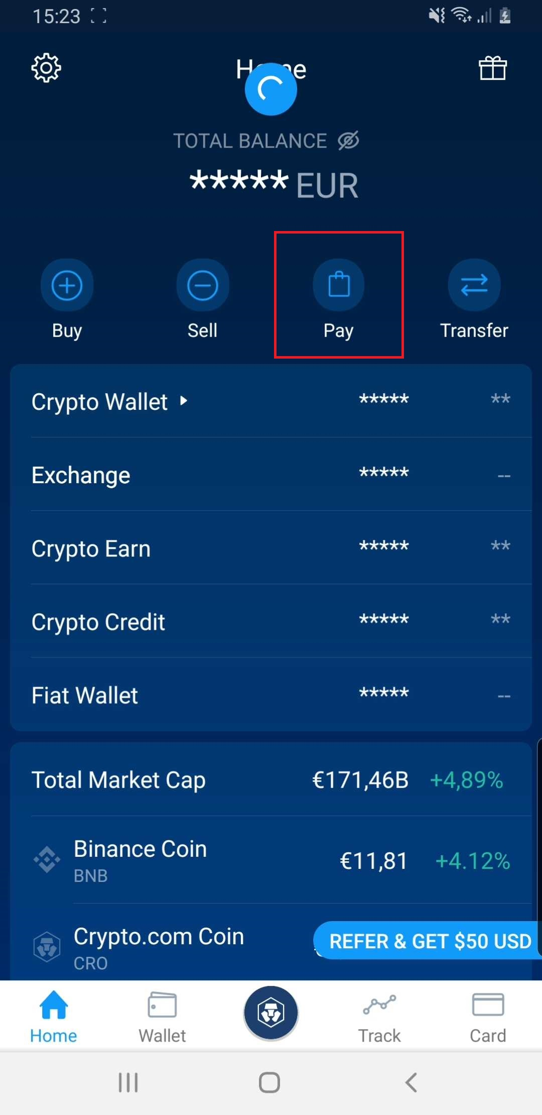 How to buy on crypto.com
