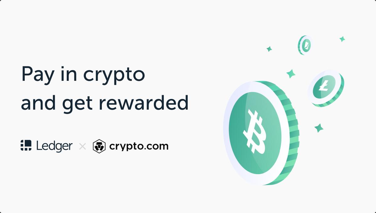 Ledger Integrates Crypto.com Pay as a New Payment Option