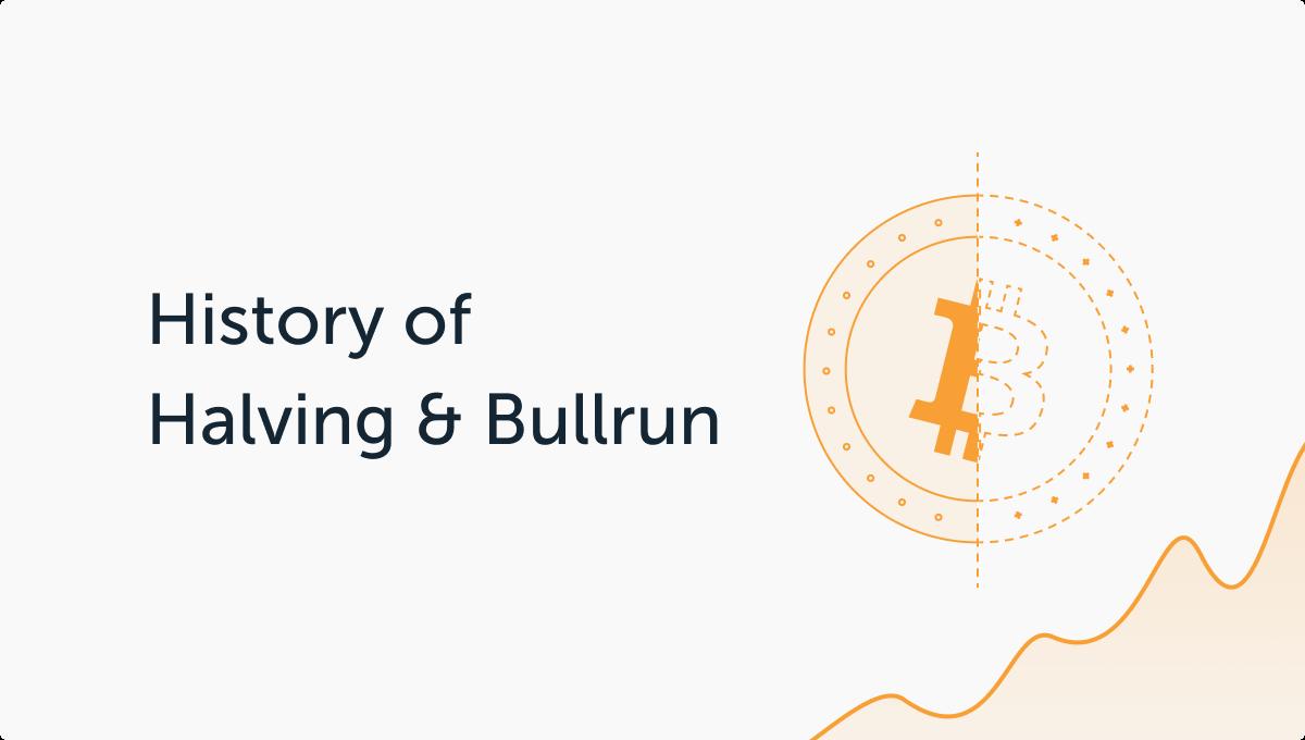 History of Bitcoin Halving & Bullrun