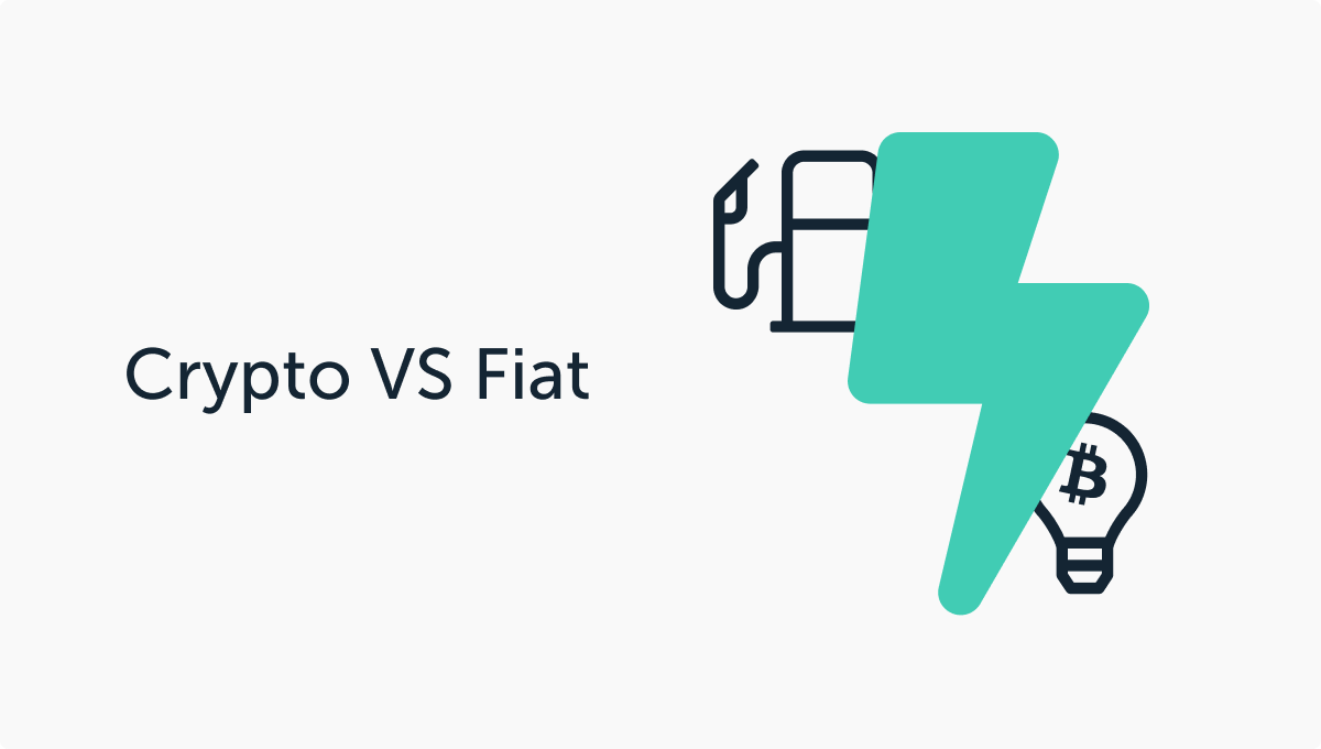 Energy consumption – Crypto vs FIAT?