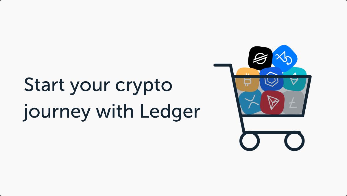 Buy Crypto in Ledger Live