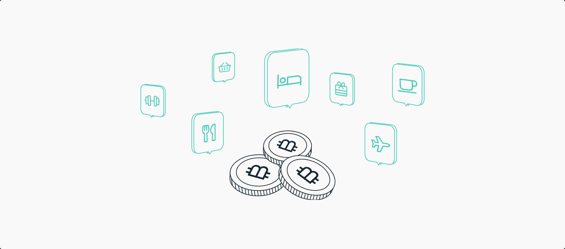spending cryptocurrencies