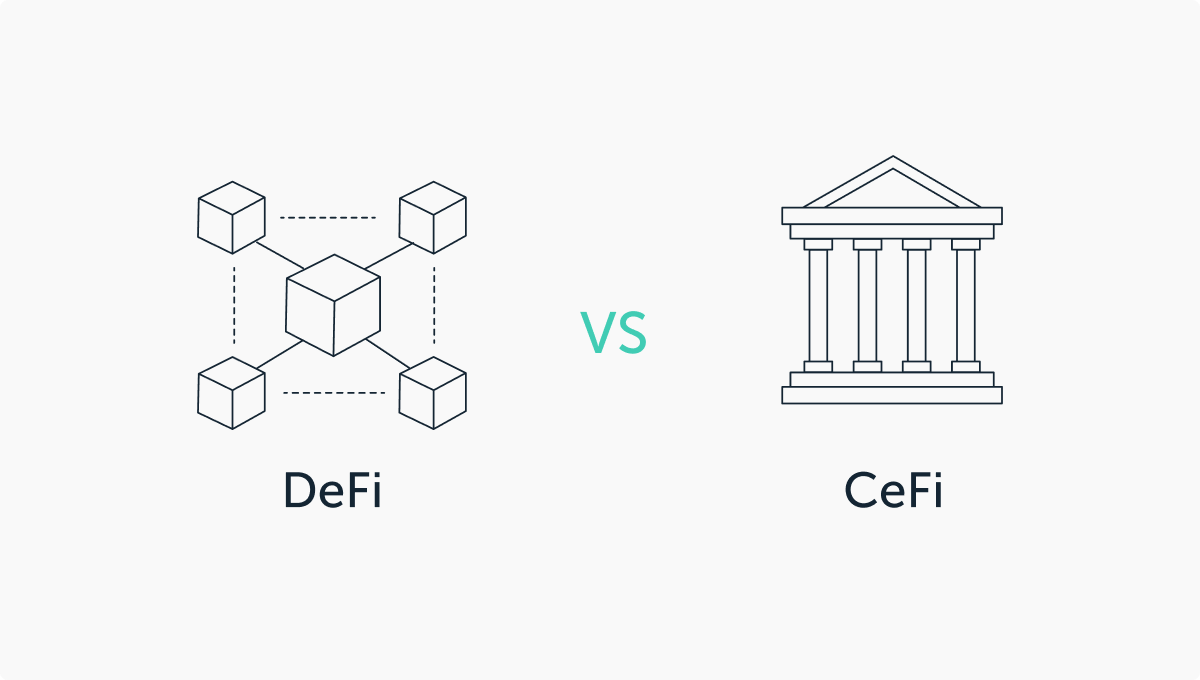DeFi vs CeFi: How DeFi Measures Up