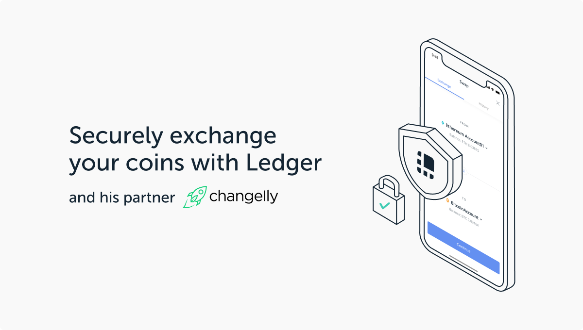 Ledger Swap & Security: What you need to know
