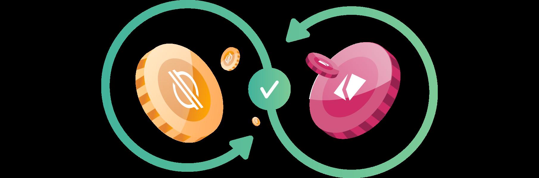 Swap Crypto