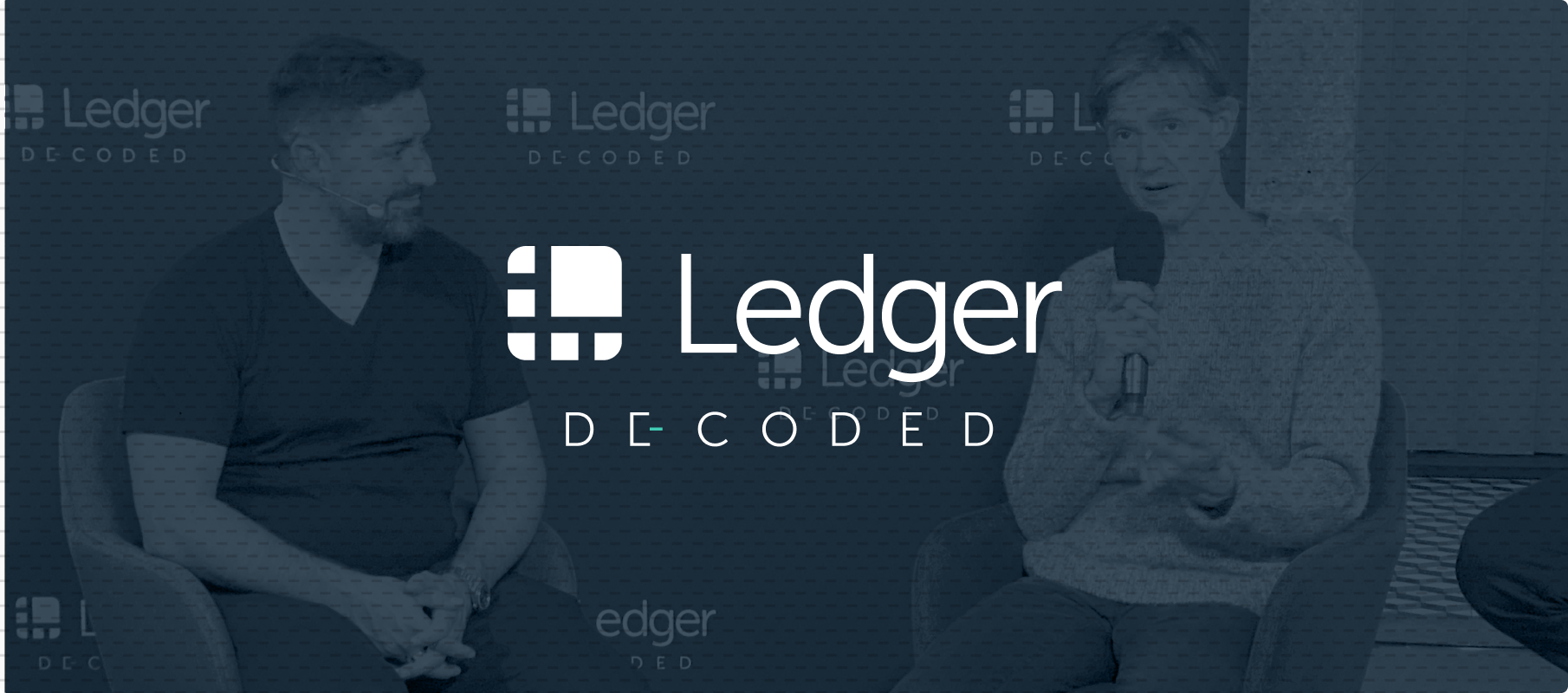 Ledger decoded, Pascal Gauthier and Ian Rogers
