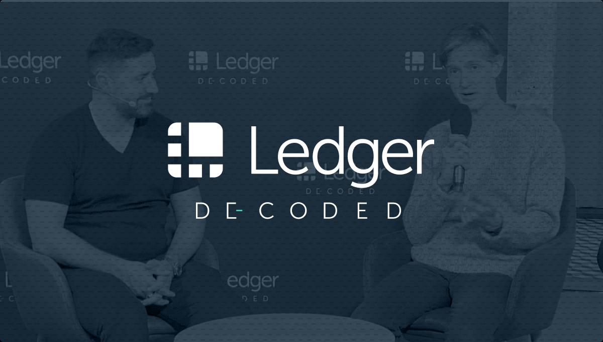Ledger Decoded 2020: TL;DR