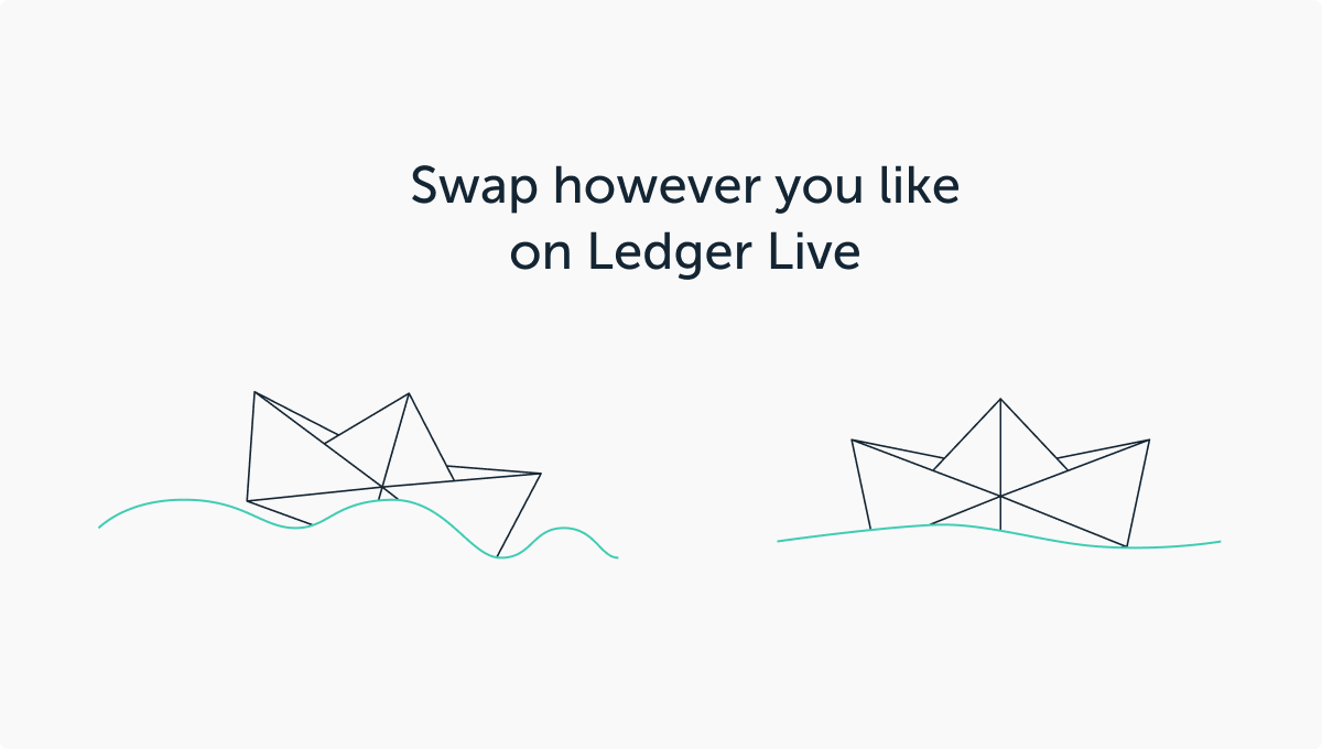Ledger Live: Introducing Floating Swap Rate