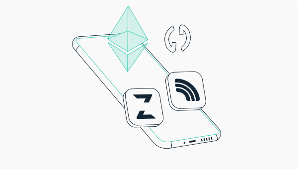 Rainbow.me & Zerion now available in Ledger Live!