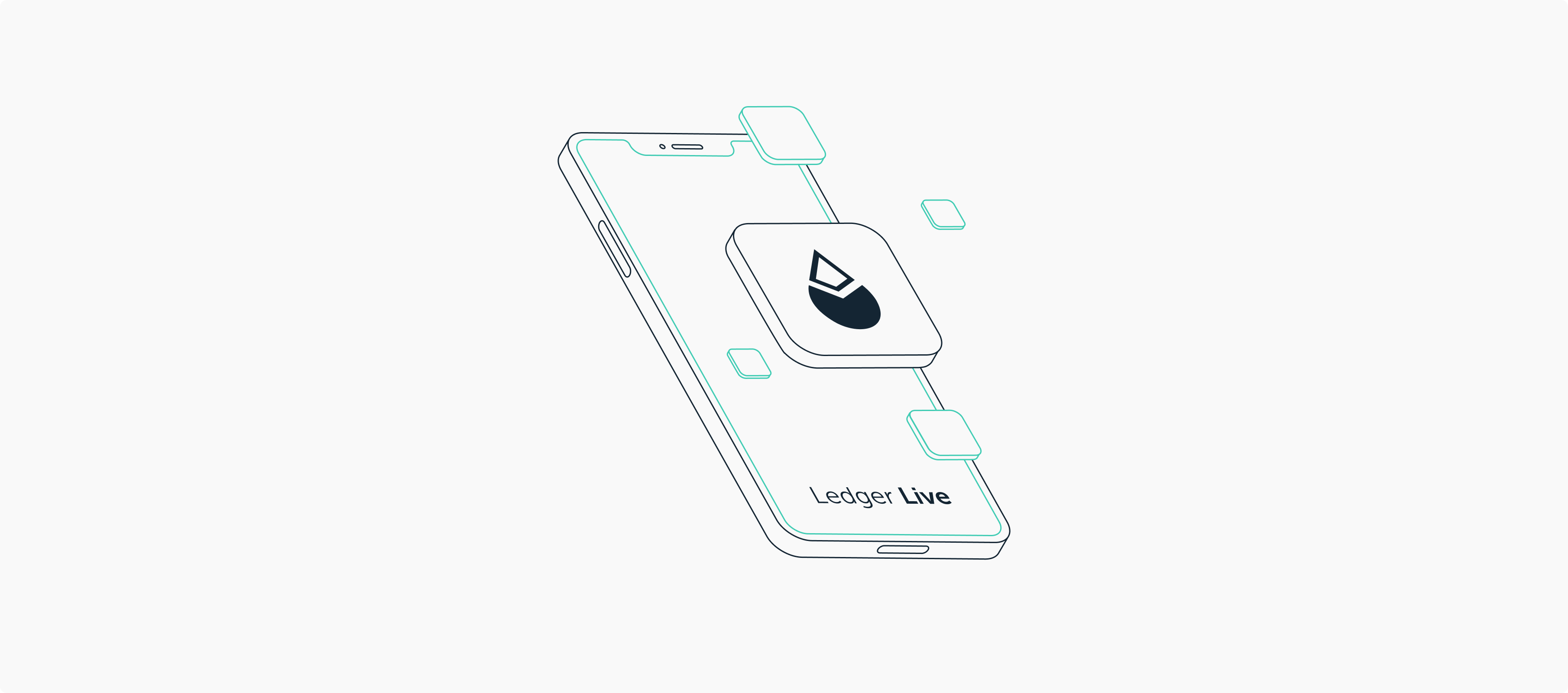 Lido is now available in Ledger Live to bring Ethereum staking within your reach.
