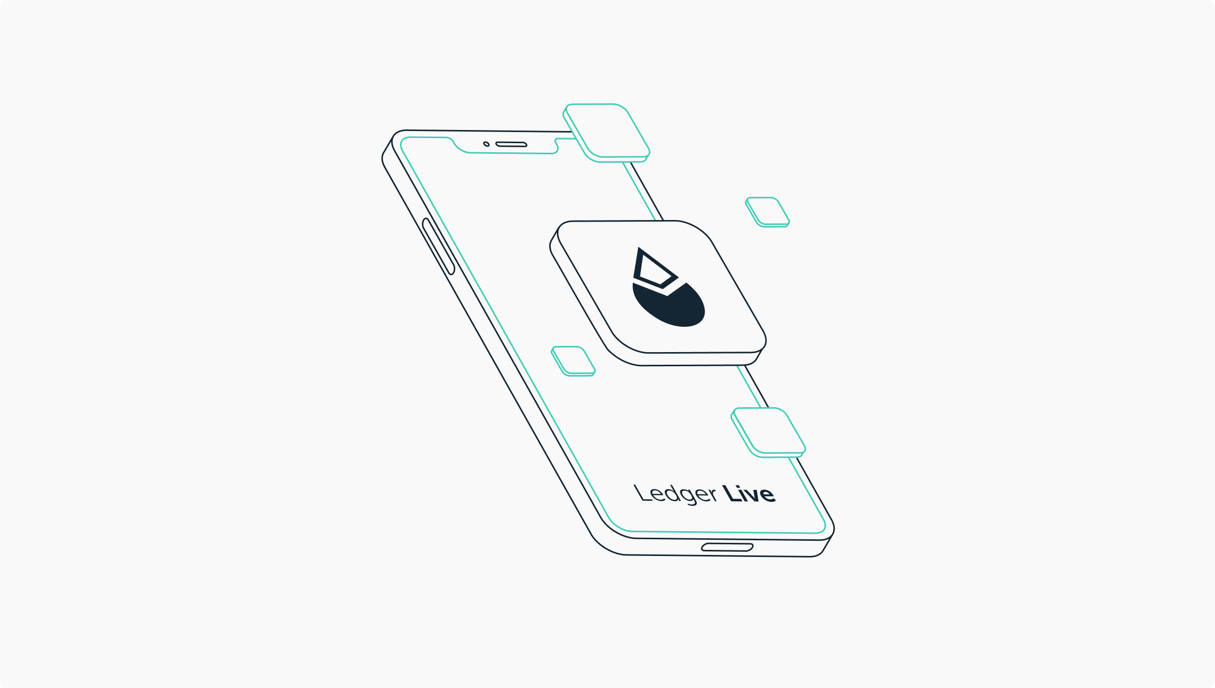 Lido available in Ledger Live: bringing Ethereum staking within your reach.
