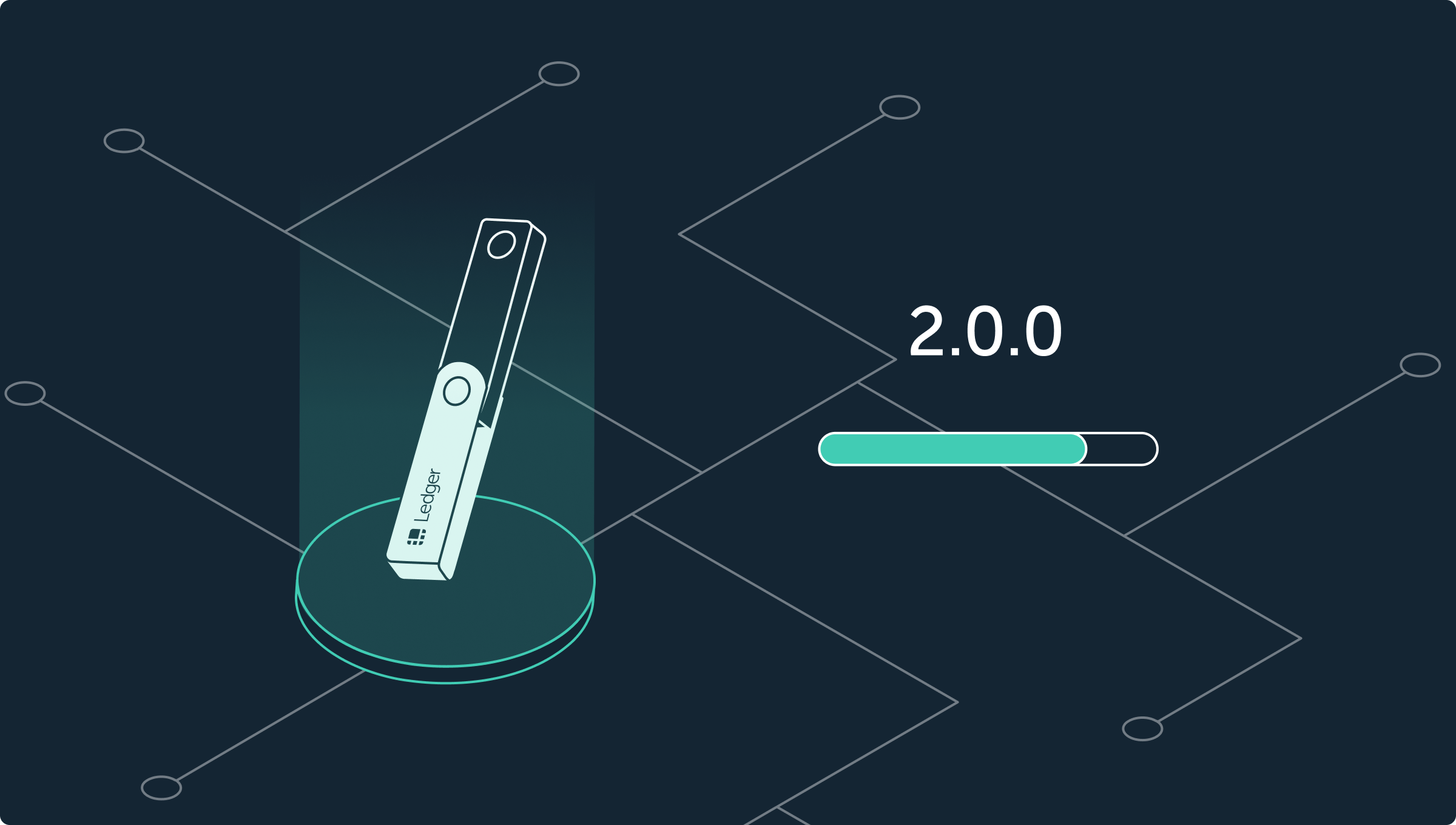 Ledger Nano X: Firmware Version 2.0.0 now available for an improved user experience